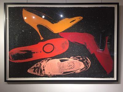 Andy Warhol, 'Shoes (FS II.253)', 1980