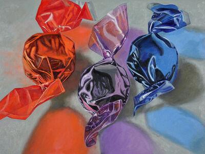 Douglas Newton, 'Red Violet Blue', 2017