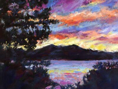Kelsey Burke, 'Tahoe Sunset', 2018