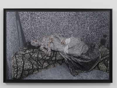 Victor Ehikhamenor, 'Child of the Sky (3)', 2015