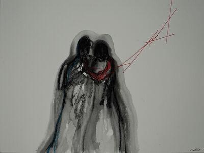 Chiharu Shiota, 'Confiding', 2019