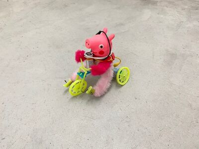 Pamela Ramos, 'Peppa Pig', 2019