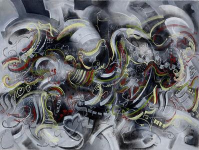 Mahmood Sabzi, 'Linear Composition', 2017