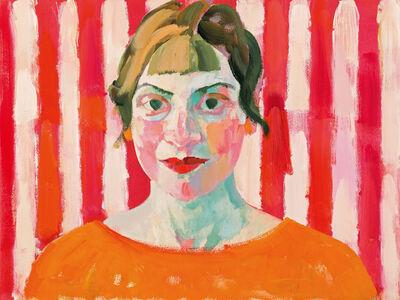 Xenia Hausner, 'Rot Weiß Rot', 2001