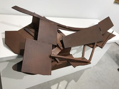 Anthony Caro, 'Table Piece CCVIII', 1974