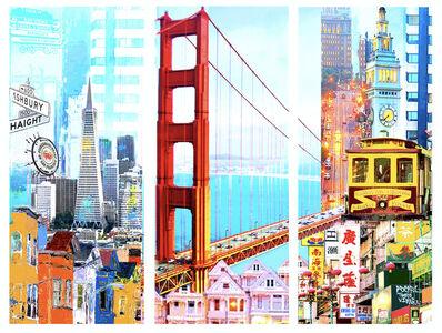 Dganit Blechner, ' I Love San Francisco', GFA506