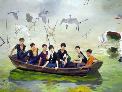 Liu Xiaodong, 'Into Taihu', 2010