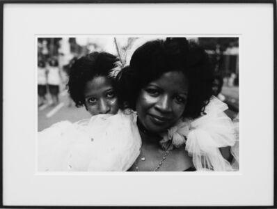 Maurício Valladares, 'Mãe e Filha - Rio de Janeiro, Carnaval, Fevereiro/78', 1978