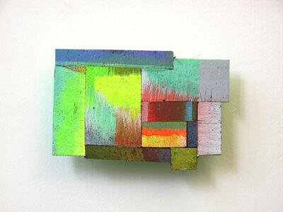 Joan Grubin, 'Detritus #6', 2015