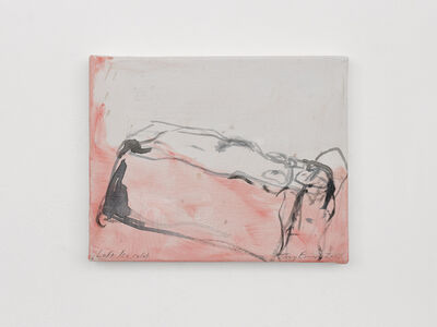 Tracey Emin, 'Left Ice cold', 2018