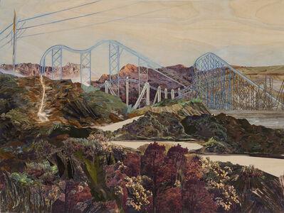 Cheryl Molnar, 'Rollercoaster', 2015
