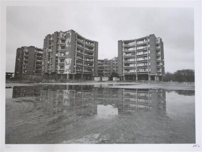 JR, 'Clichy Sous Bois', 2006
