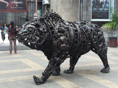 Ara Alekian, 'Bear', 2015