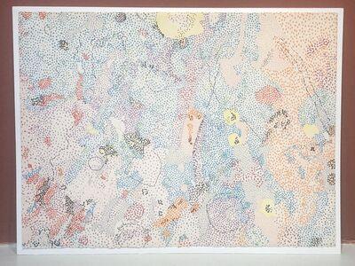 Nancy Graves, 'II Fra Mauro Region of the Moon', 1972