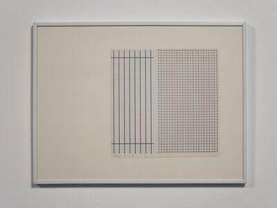Hartmut Böhm, 'faltung - o.t.', 1992