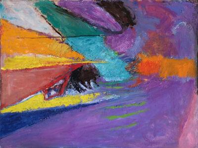 Dina Gustin Baker, 'Lavender Way', 2016