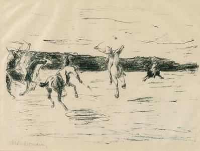 Max Liebermann, 'Polo', 1912