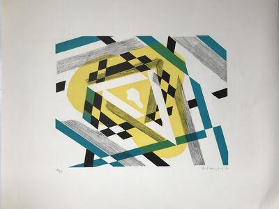 Stanley William Hayter, 'Triangle', 1976