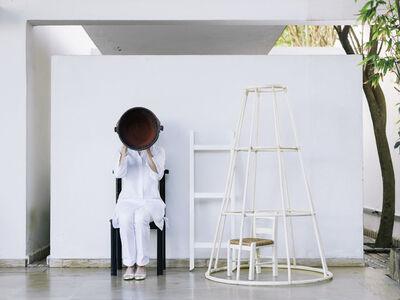 Amina Benbouchta, 'Rabbit hole 04', 2012