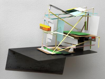 Zheng Mengzhi, 'Maquette abandonnée no. 26', 2017