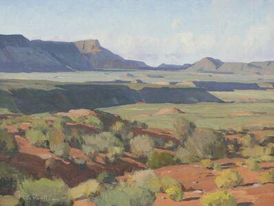 G. Russell Case, 'Spring Desert', 2017