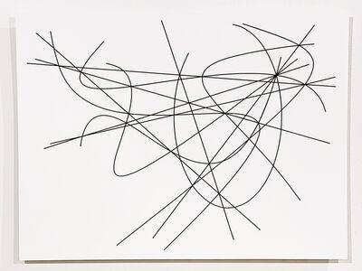 Clifford Singer, 'Untitled, White & Black', 2020