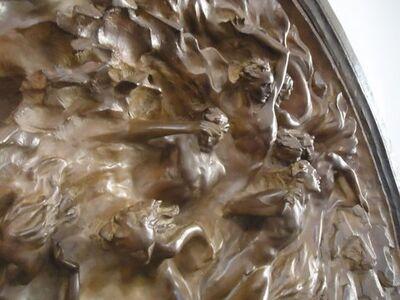 Frederick Hart, 'Ex Nihilo, Maquette (Bronze)', 2002