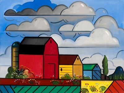 Richard Thompson, 'Painter's Farm #7', 2014
