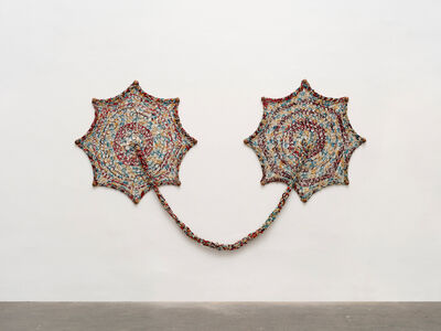 Ernesto Neto, 'O Espírito dos Olhos Fricabra', 2019
