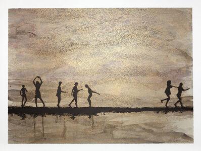 May Stevens, 'Skylight', 2006