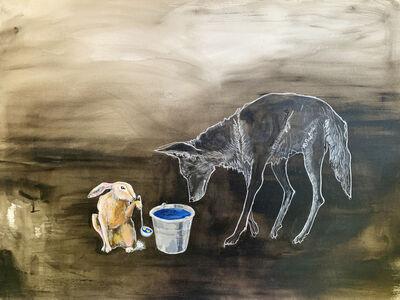 Julie Buffalohead, 'The Bucket', ca. 2020