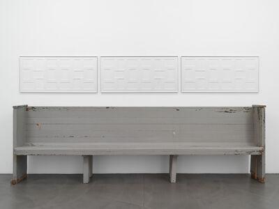 John M. Armleder, 'Liotard/Aalto (Tse-Tse/Castagnettes) FS', 2015