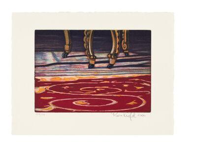 Karin Kneffel, 'Ohne Titel (Interieur)', 2006