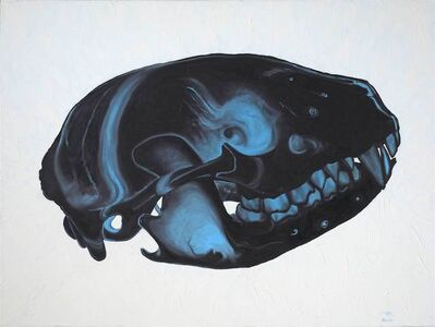 Ray Cicin, 'Black & Blue'