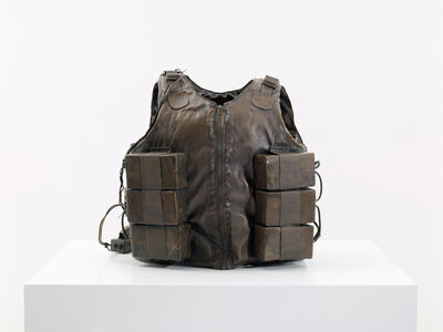 Jake & Dinos Chapman, 'Life and Death Vest I (Rush Hour)', 2017