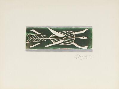 Georges Braque, 'Thalassa 1', 1959