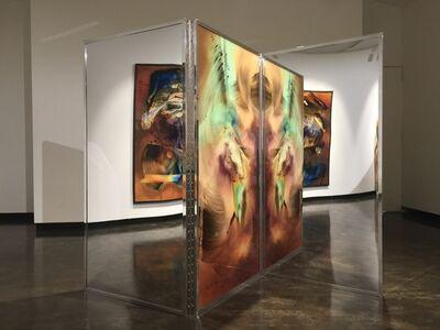 Camille Hannah, 'XXX Triptych', 2019