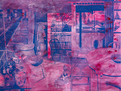 Morten Schelde, 'Ocean of Time l', 2020