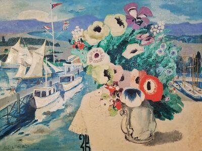Jean de Botton, 'Sanary-de la Cote d'Azur', 1965
