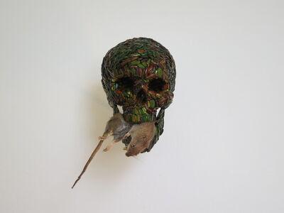 Jan Fabre, 'Skull', 2000