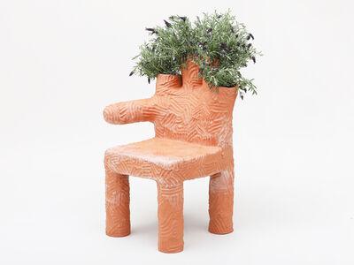 Chris Wolston, 'Colibri Plant Chair', 2017