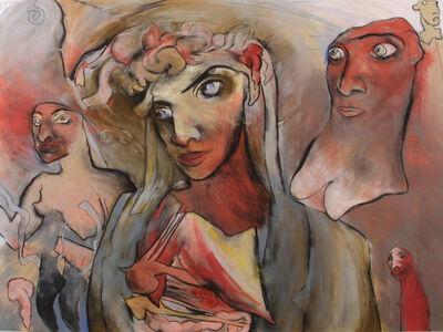 Amanda Faulkner, 'Cardinal', 1990