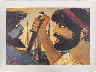 Salvatore Fiume, 'Eneide', 1989 -1990