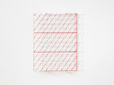 Fernanda Fragateiro, 'To hold, to stamp itself out', 2019-2020