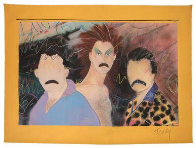 Teddy Sandoval, 'Las Locas', 1980
