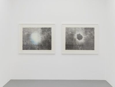 Christiane Baumgartner, 'Weisse Sonne | Schwarze Sonne', 2016
