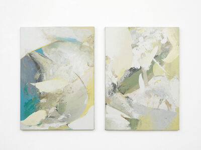 Gabriele Cappelli, 'Composition 293 and 294', 2019
