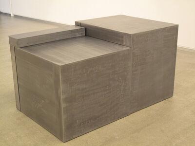 Angel Bados, 'Para ambos lados de la frontera', 2011