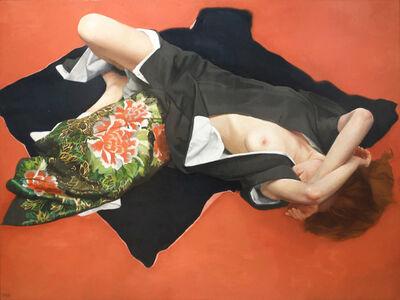 Sharon Sprung, 'Kimono Flower', 2013