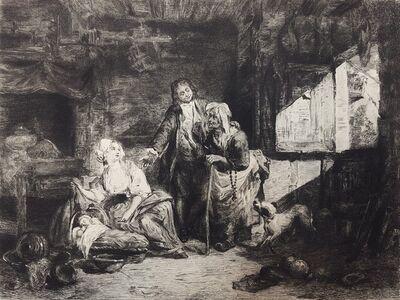 Sigmund Freudenberger, 'L'Horoscope Réalisé', 1879